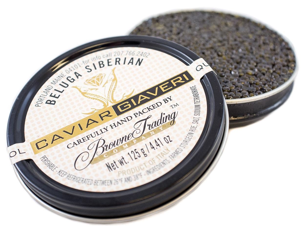 Beluga Caviar Hybrid