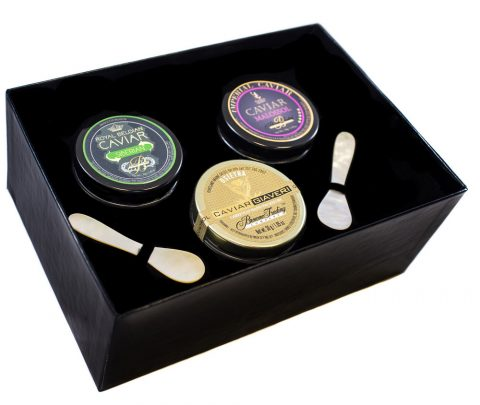 Black Caviar Gift Box