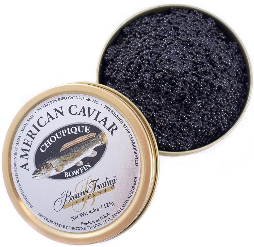 Bowfin Caviar