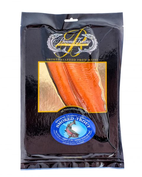 Browne Trading Smoked Trout