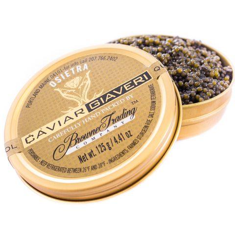 Osetra Caviar Giaveri
