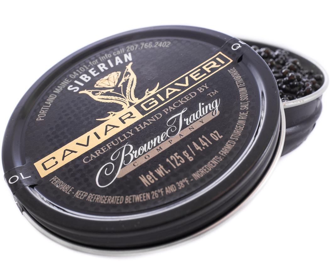 Giaveri Siberian Caviar