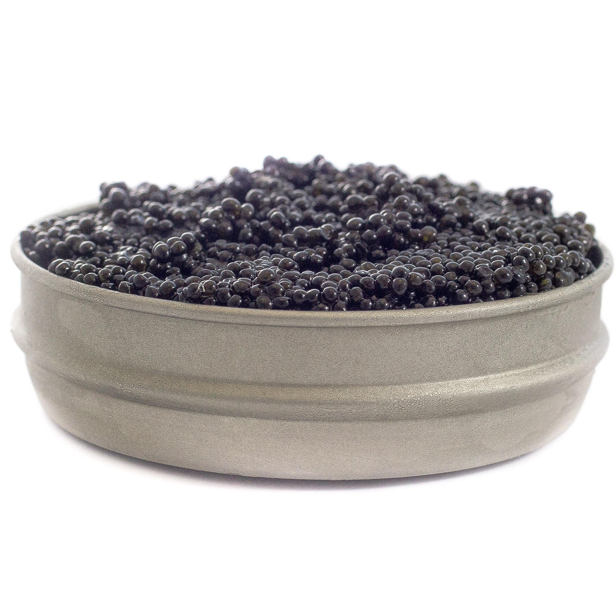 Hacklback Caviar Pearls