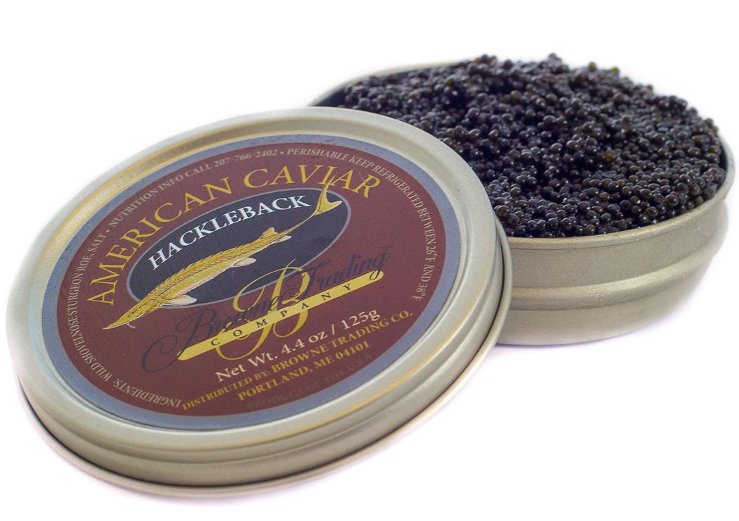 Hackleback Caviar