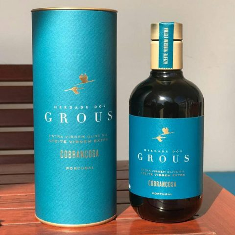 Herdade Dos Grous Olive Oil