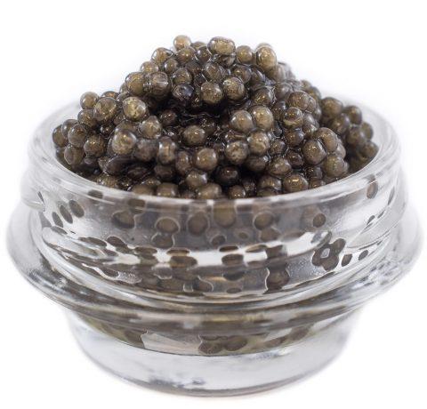 Hybrid Caviar Jar