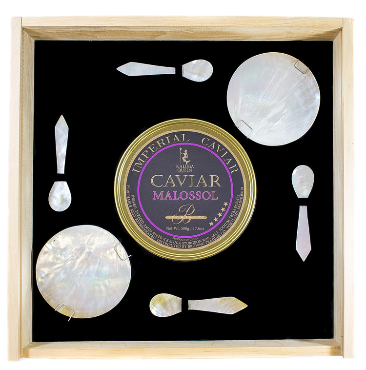Imperial Caviar Gift Set