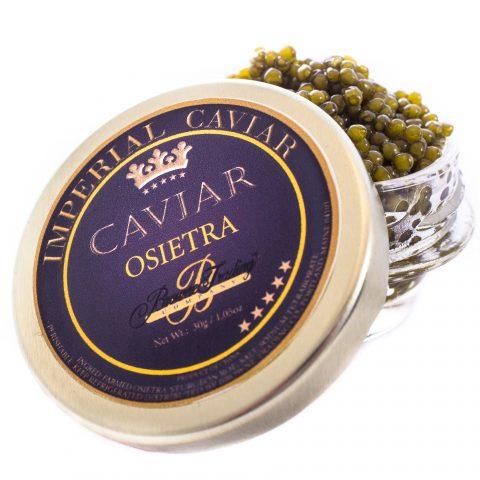 Imperial Caviar Jar