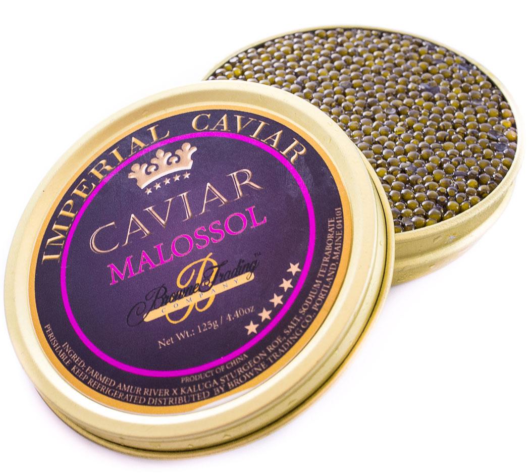 Imperial Malossol Caviar