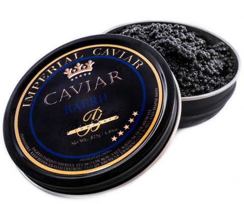 Imperial Siberian Caviar