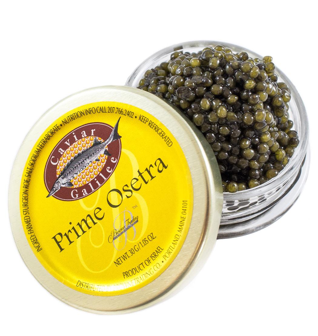 Prime Osetra Caviar