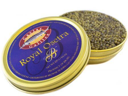 Caviar Species Definitions