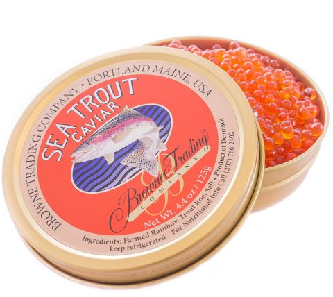 Sea Trout Caviar
