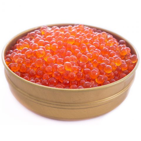 Sea Trout Caviar Pearls