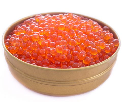 Sea Trout Caviar Pearls