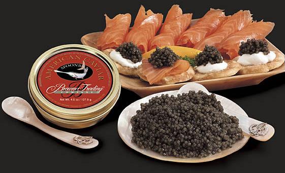 Spoonbill Caviar