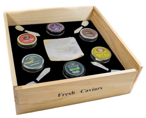 World Caviar Gift Set