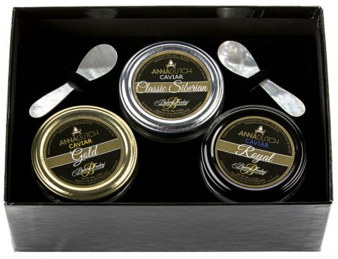 Dutch Caviar Gift Set