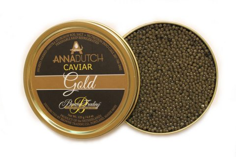 Gold Caviar
