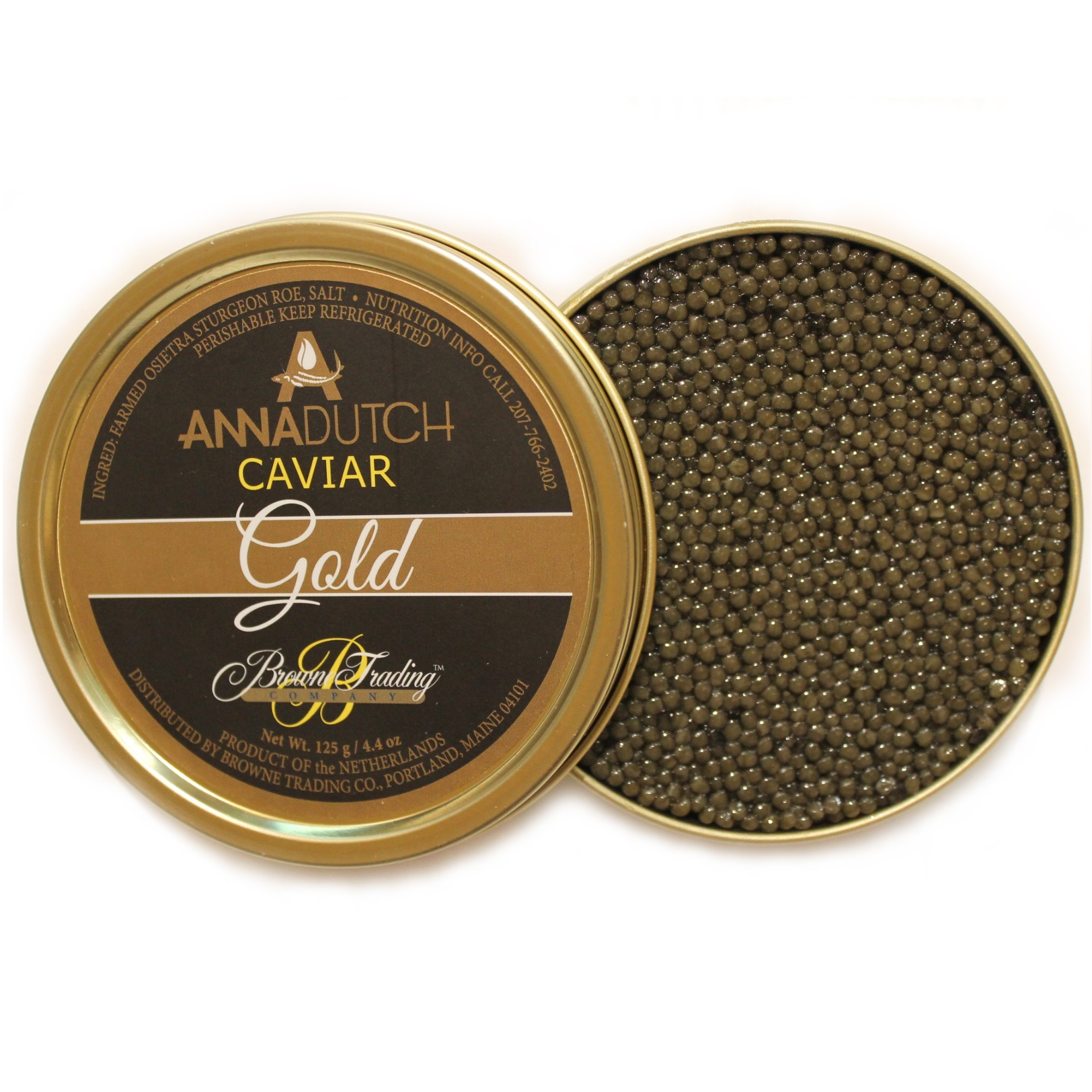 Anna Dutch Gold Caviar