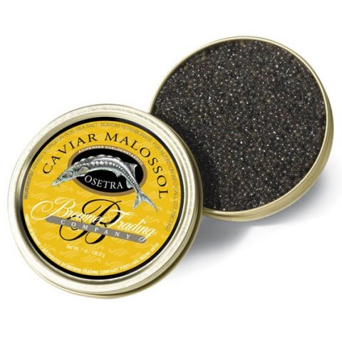 Browne Trading Osetra Supreme Caviar