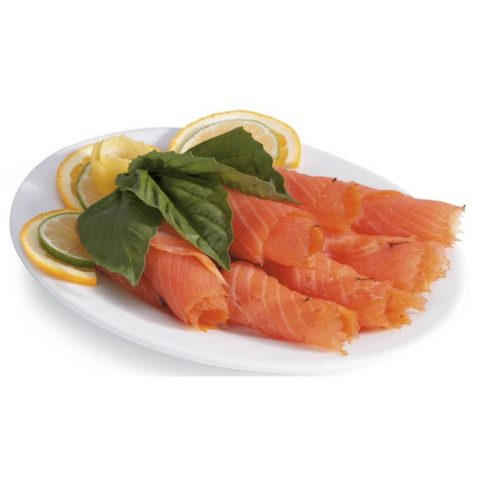 Citrus & Basic Smoked Salmon