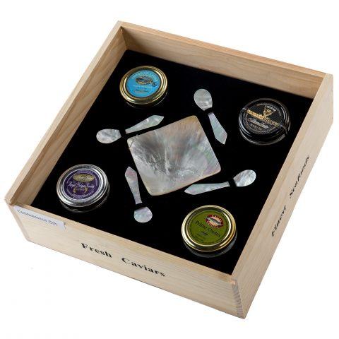Connoisseur's Caviar Choice