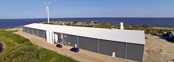 Atlantic Sapphire Farming Complex