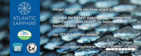 Atlantic Sapphire Identified as Best Choice