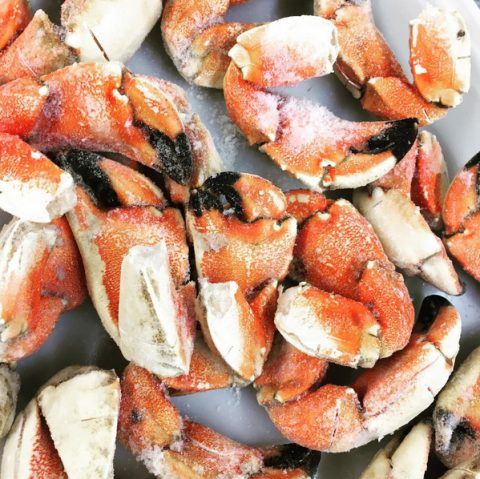 Jonah Crab Claws