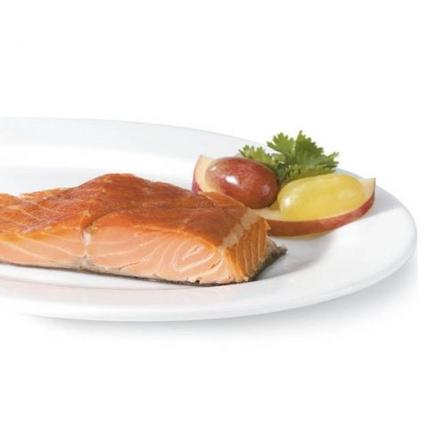 Maple Hot Smoked Atlantic Salmon