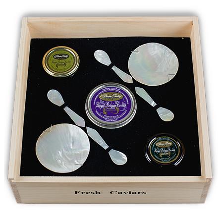 Royal Belgian Caviar Collection
