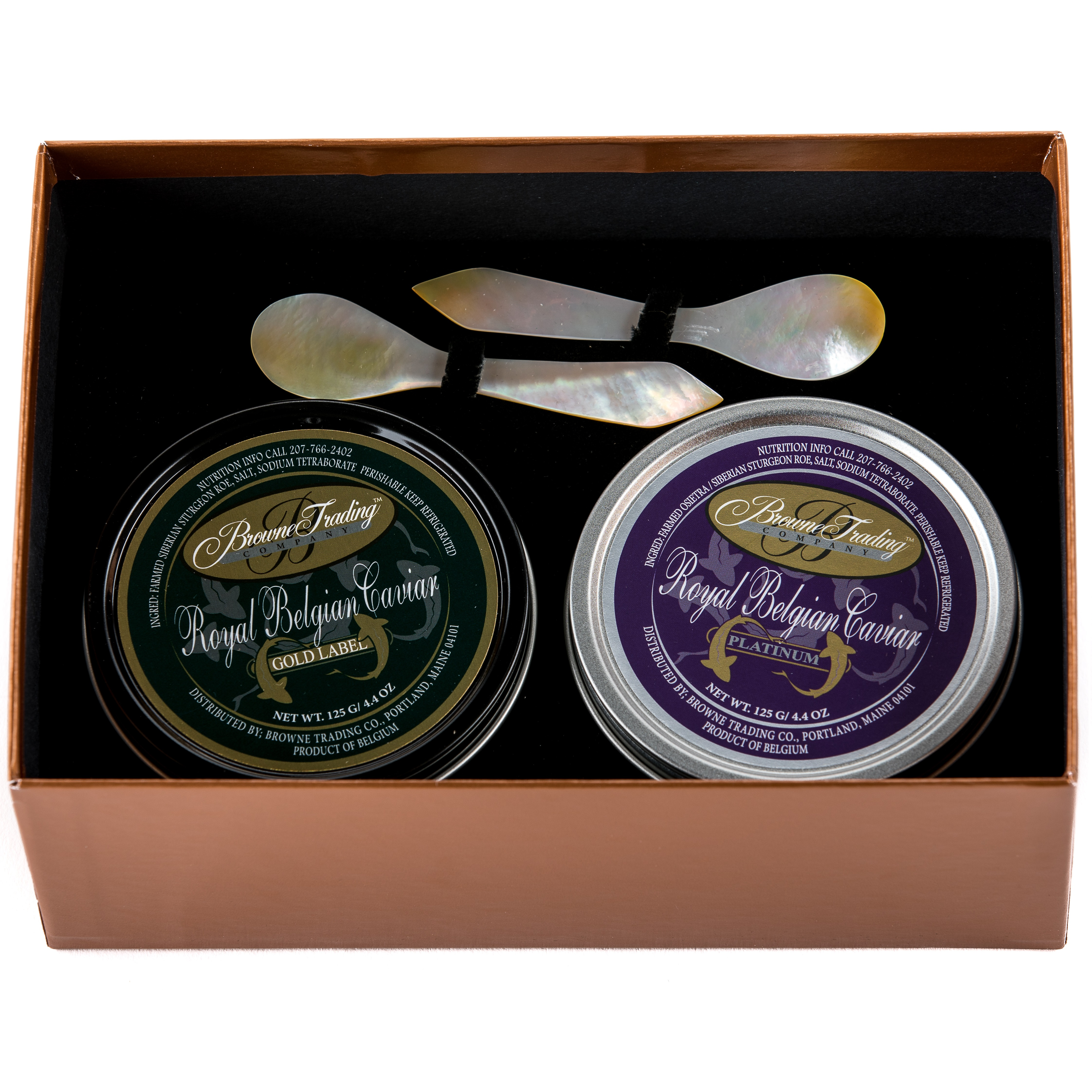 Royal Belgian Gift Set