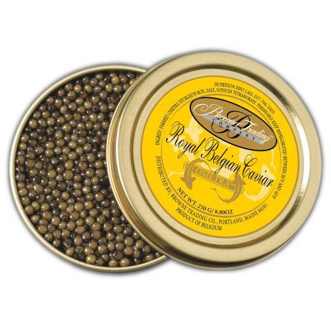 Royal Belgian Osetra Caviar