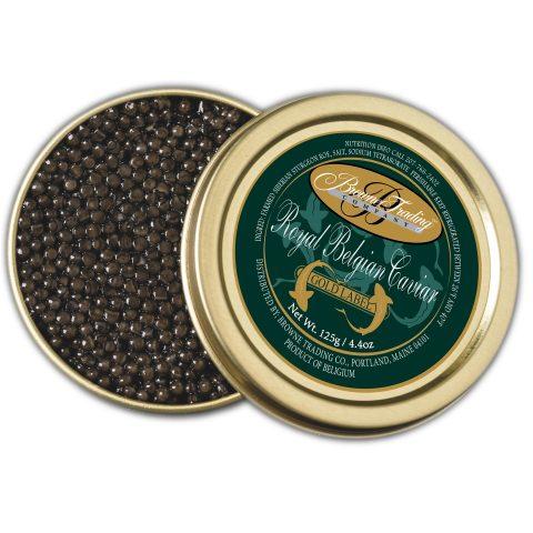 Royal Belgian Siberian Caviar