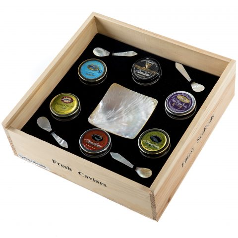 The Select Caviar Selection