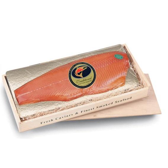 Traditional Light Smoked Salmon